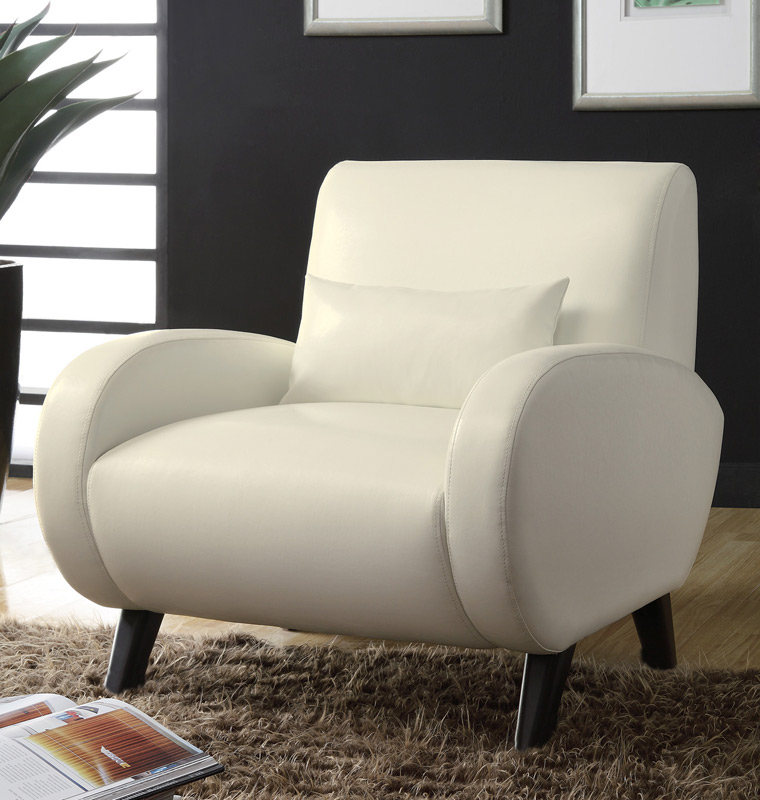 Coaster 90201X Accent Chair - Eggshell