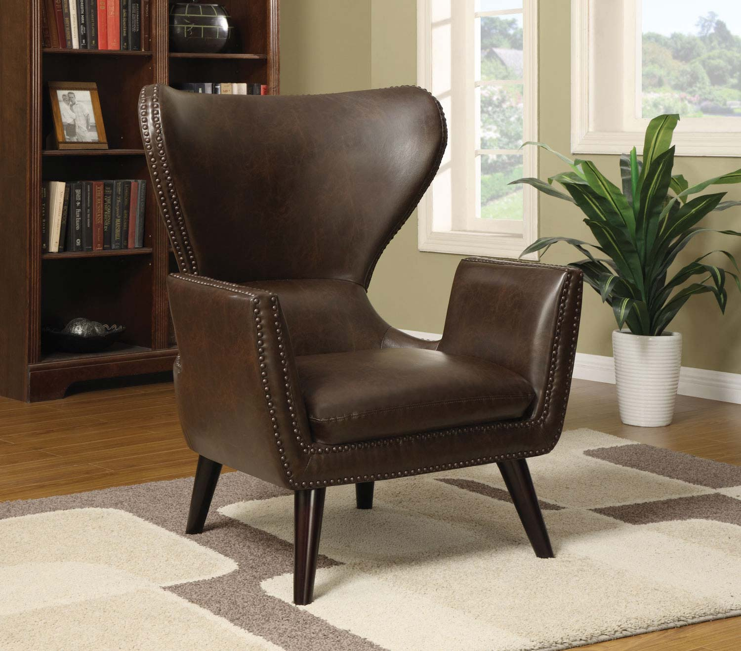 Coaster 902089 Accent Chair - Brown