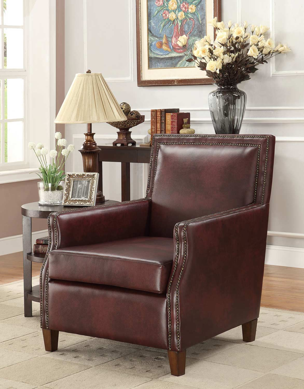 Coaster 902157 Accent Chair - Brown