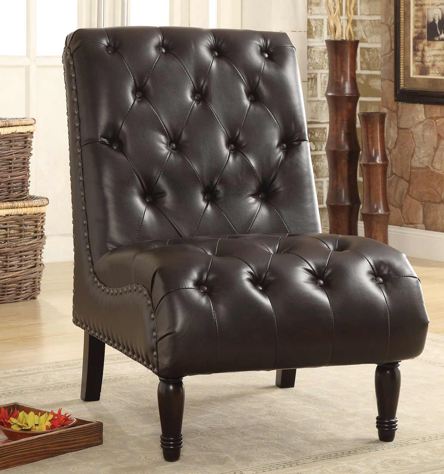 Coaster 902201 Accent Chair - Brown