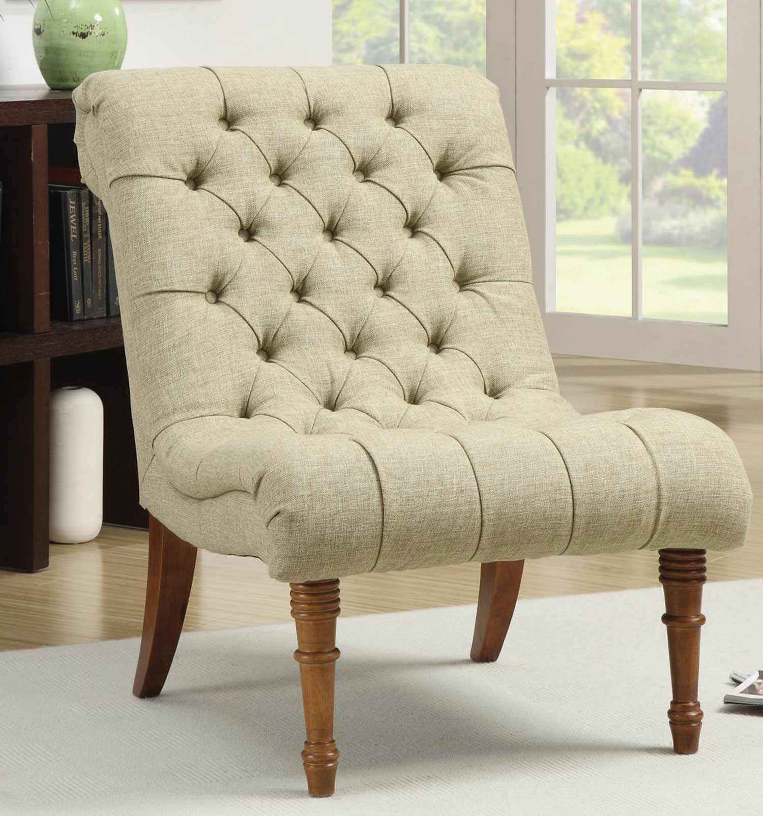 902218 Accent Chair - Mossy Green