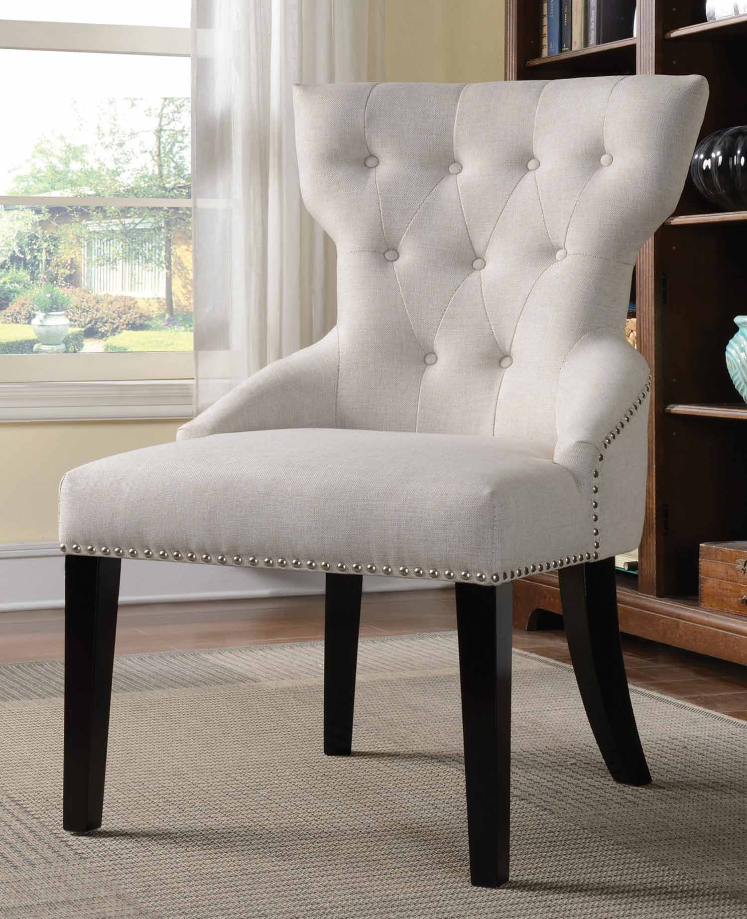 902238 Accent Chair - White