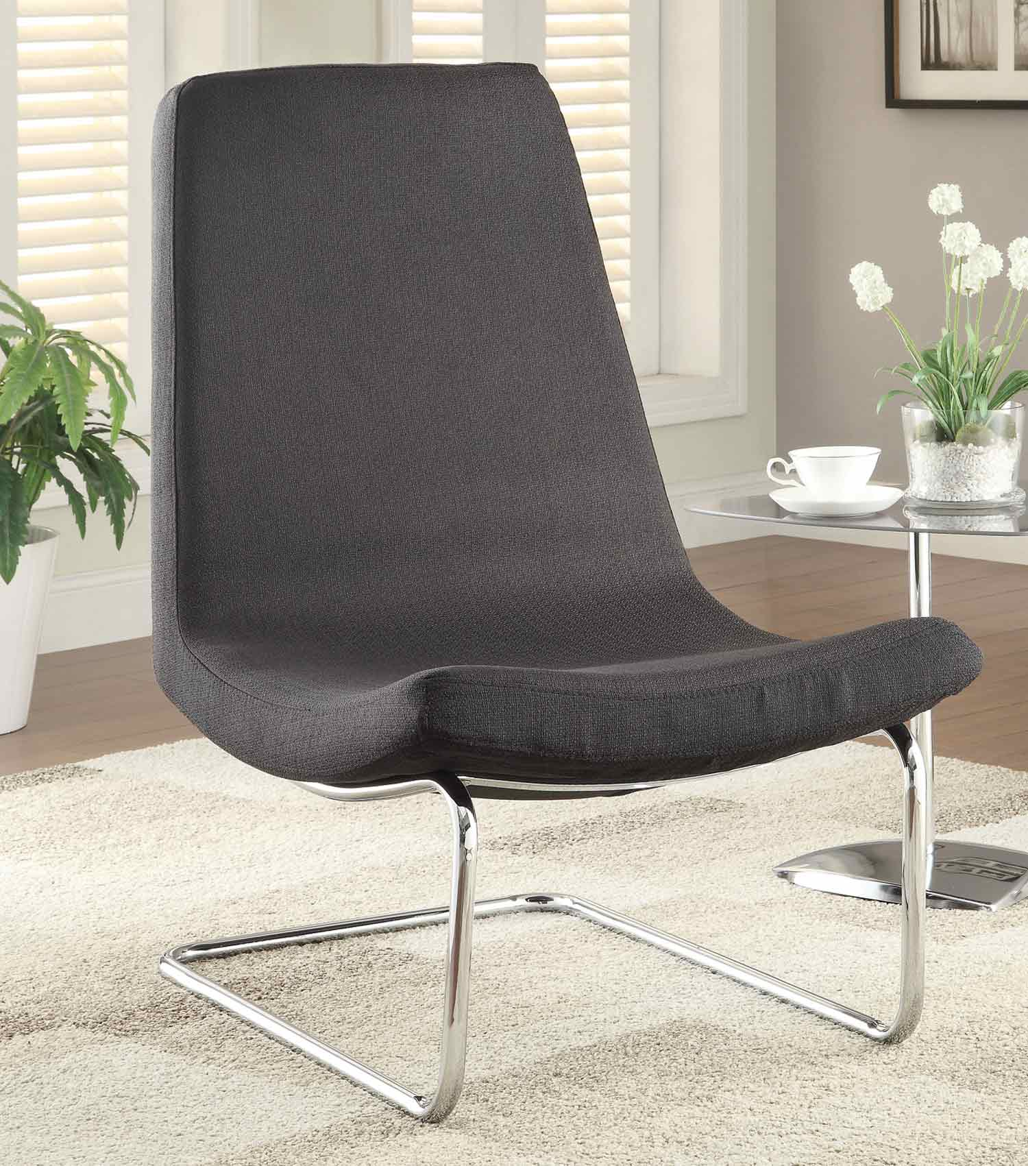 Coaster 902247 Accent Chair - Black