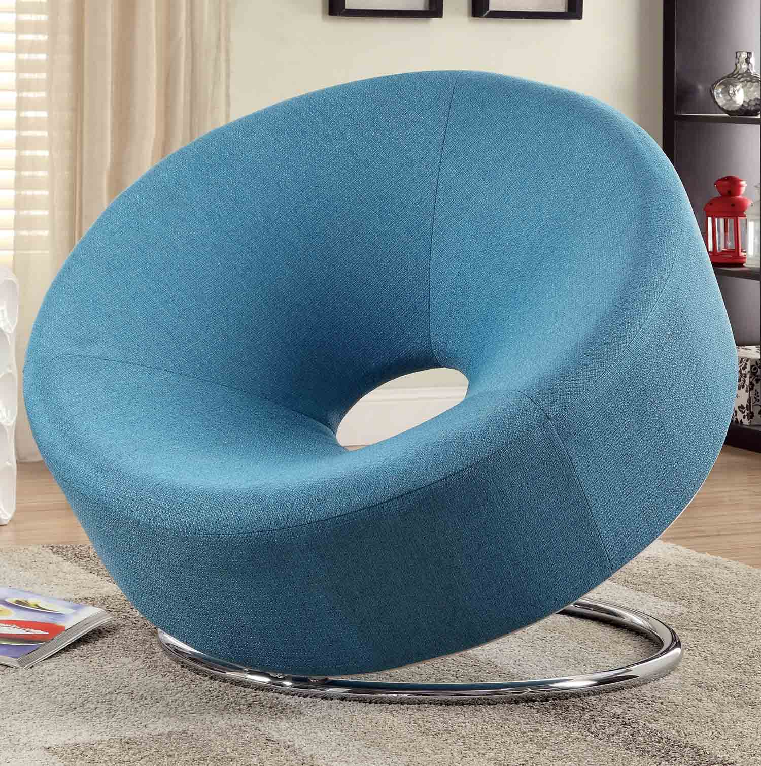 Coaster 902254 Accent Chair - Blue