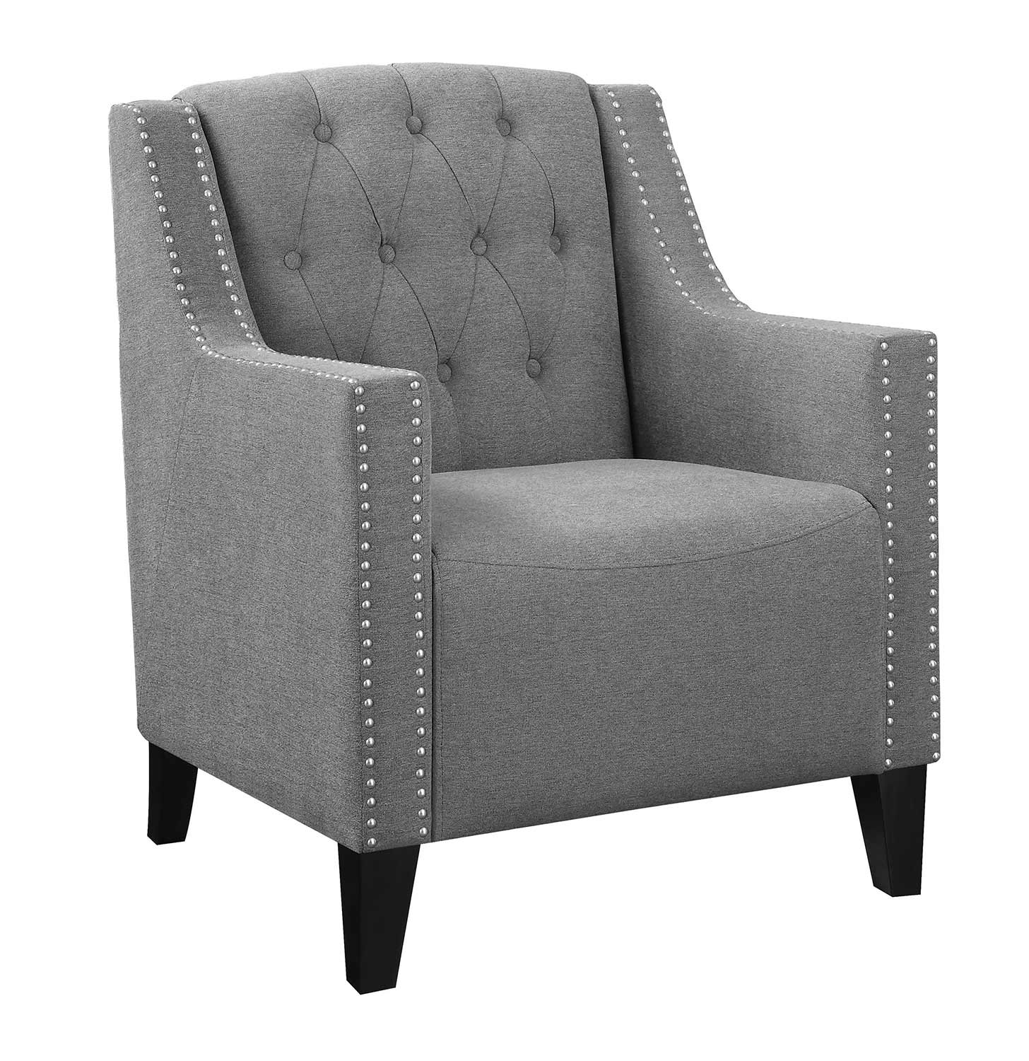 Coaster 902289 Accent Chair - Grey