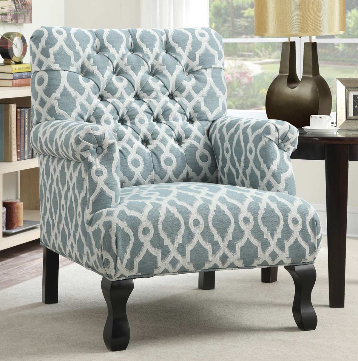 Coaster 902406 Accent Chair - Blue