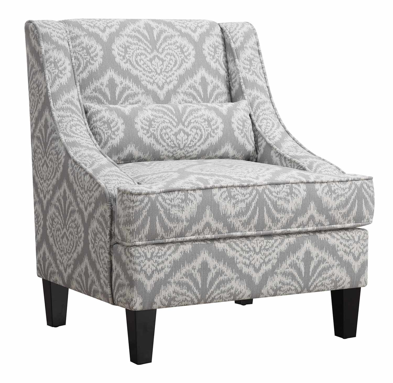 Coaster 902412 Accent Chair - Grey