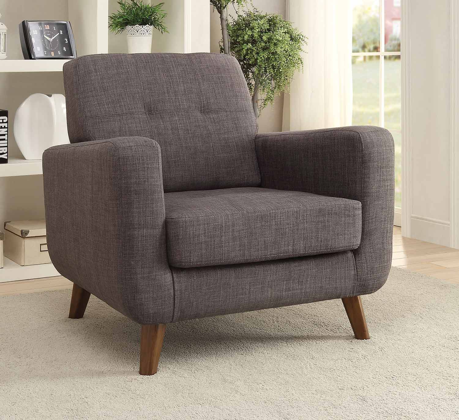 Coaster 902481 Accent Chair - Grey