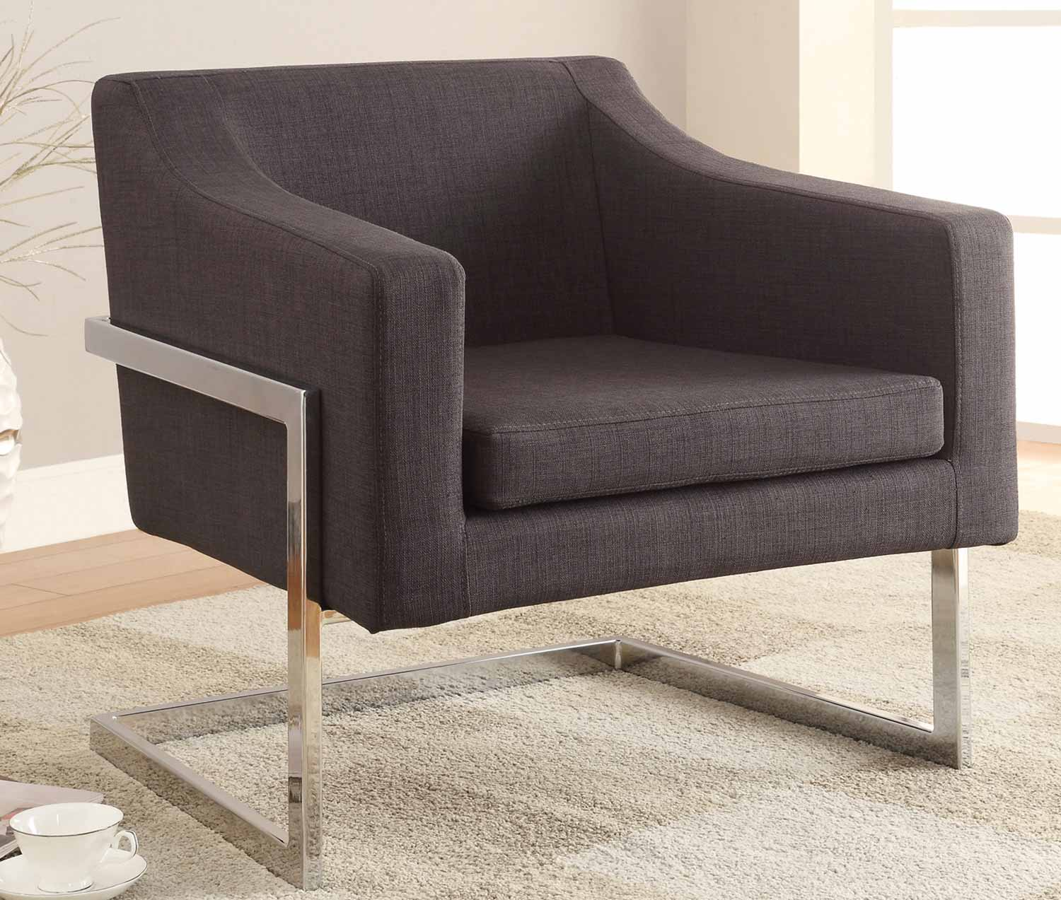 902530 Accent Chair - Grey