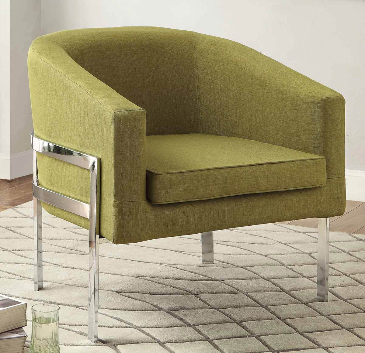 Coaster 902531 Accent Chair   Green