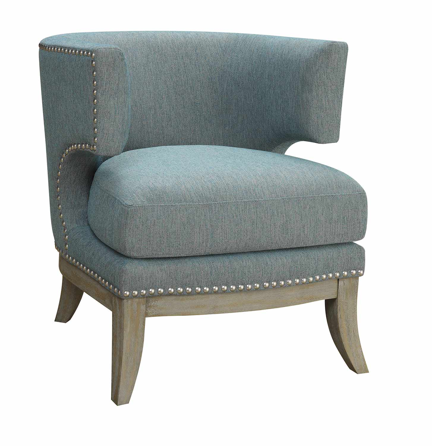 Coaster 902558 Accent Chair - Blue