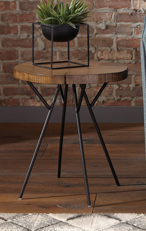 Coaster 903352 Accent Table - Natural Oak