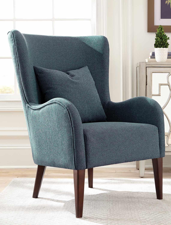 Coaster 903370 Accent Chair - Atlantic/Cappuccino