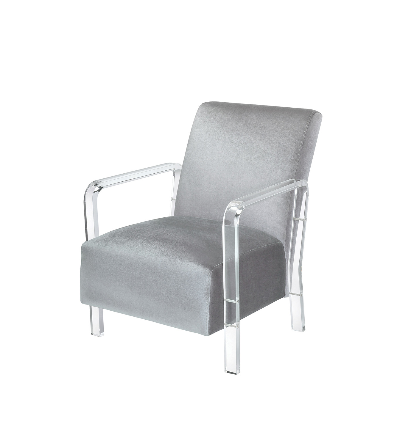 Coaster 903816 Accent Chair - Grey