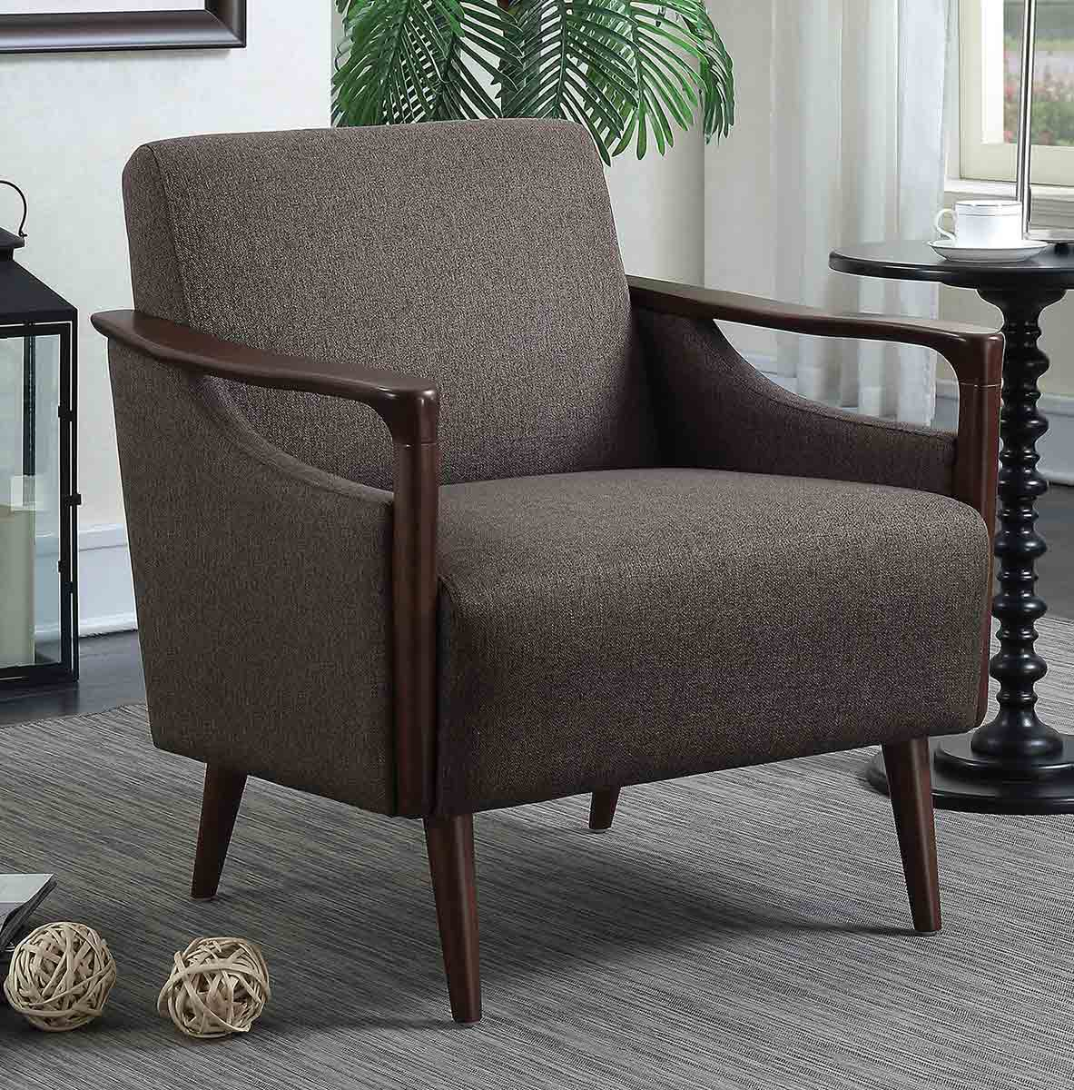 Coaster 904045 Accent Chair - Brown