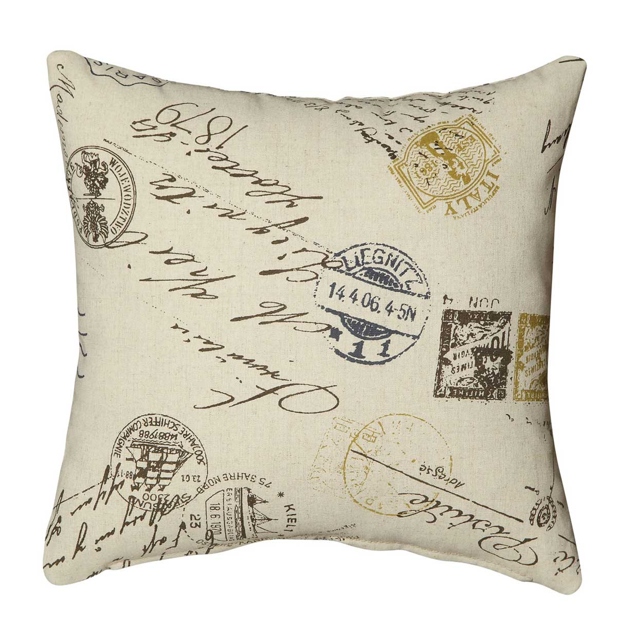 905083 Stamp Pillow