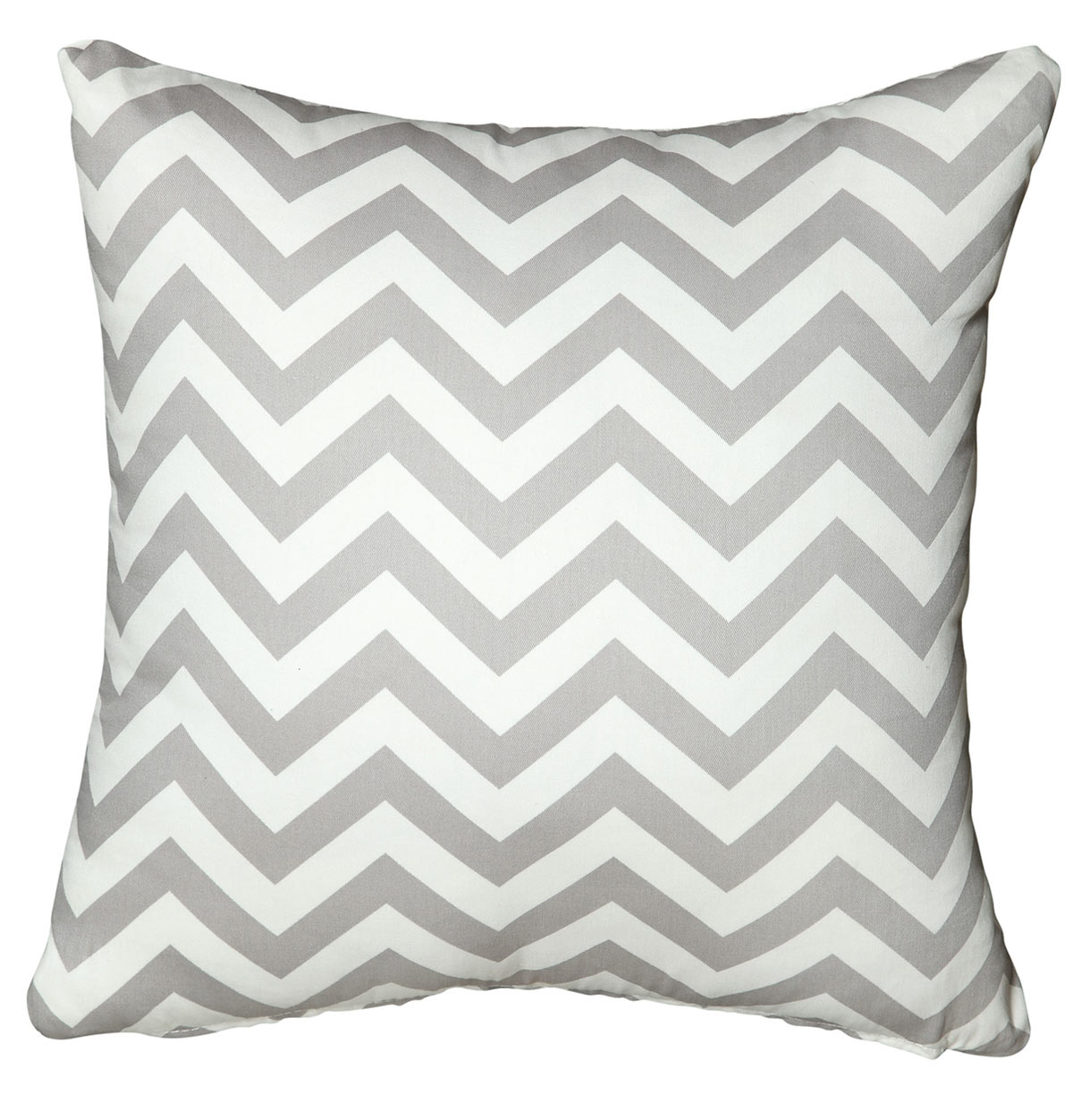 905095 Grey Chevron Pillow