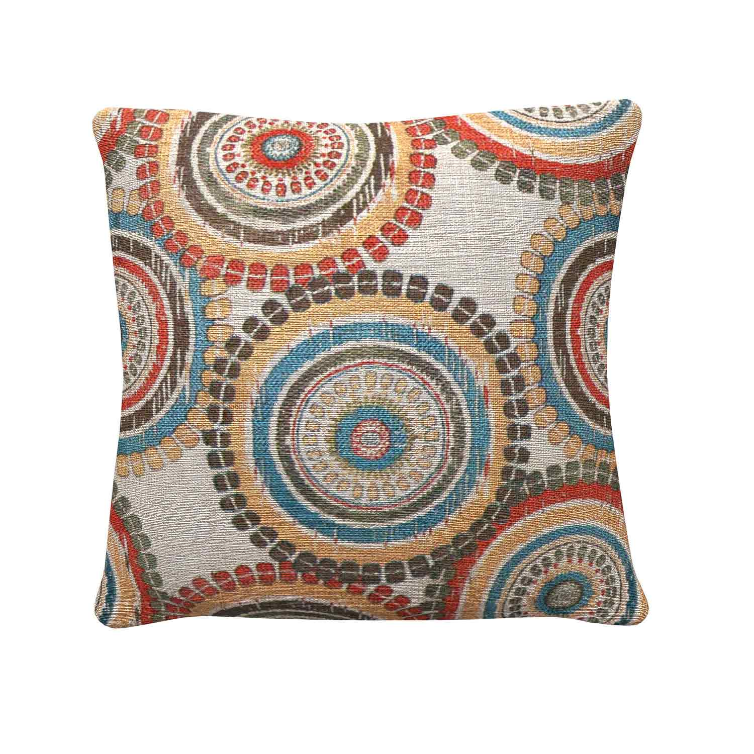 905318 Medallion Pillow