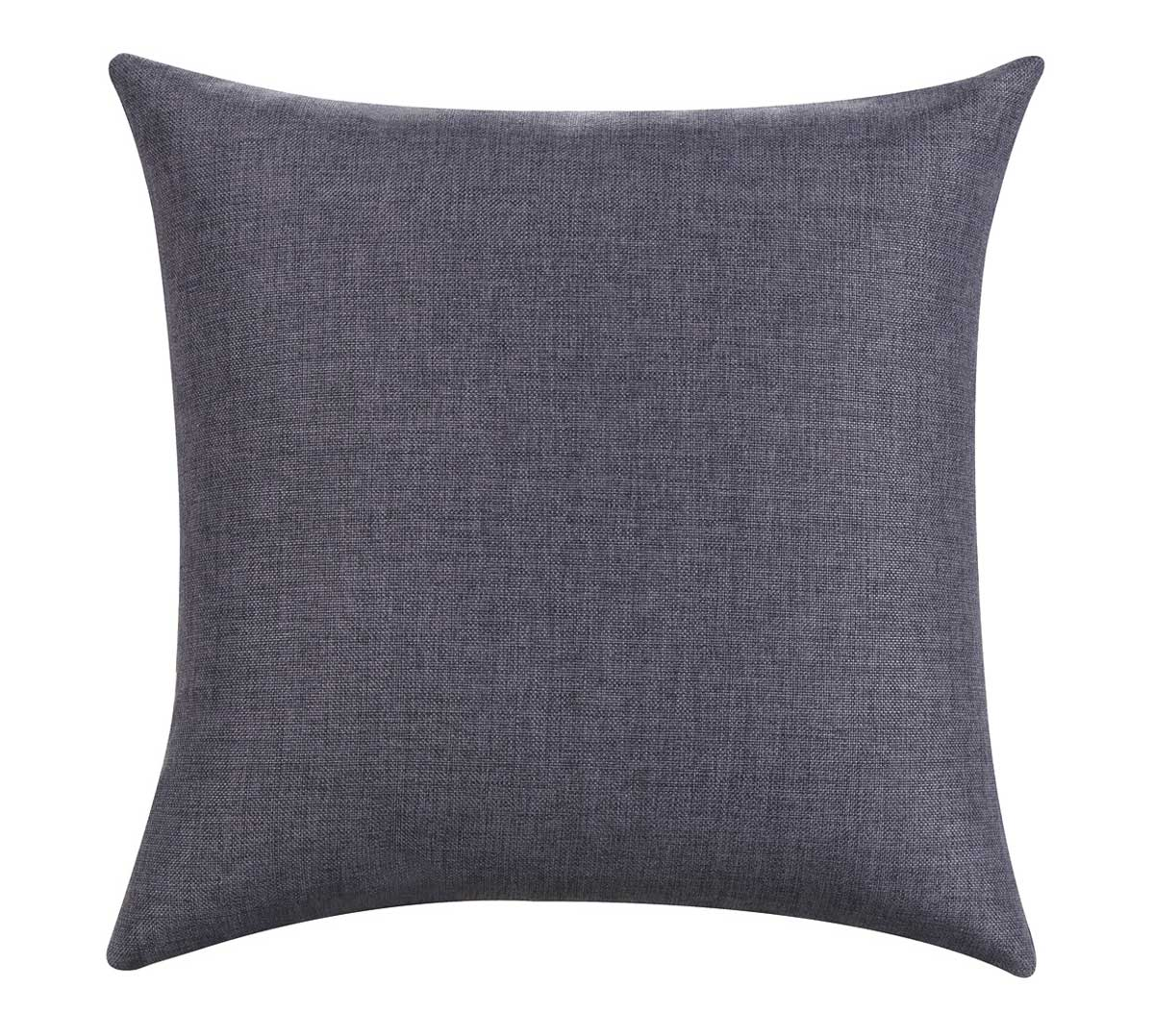 905341 Solid Grey Pillow