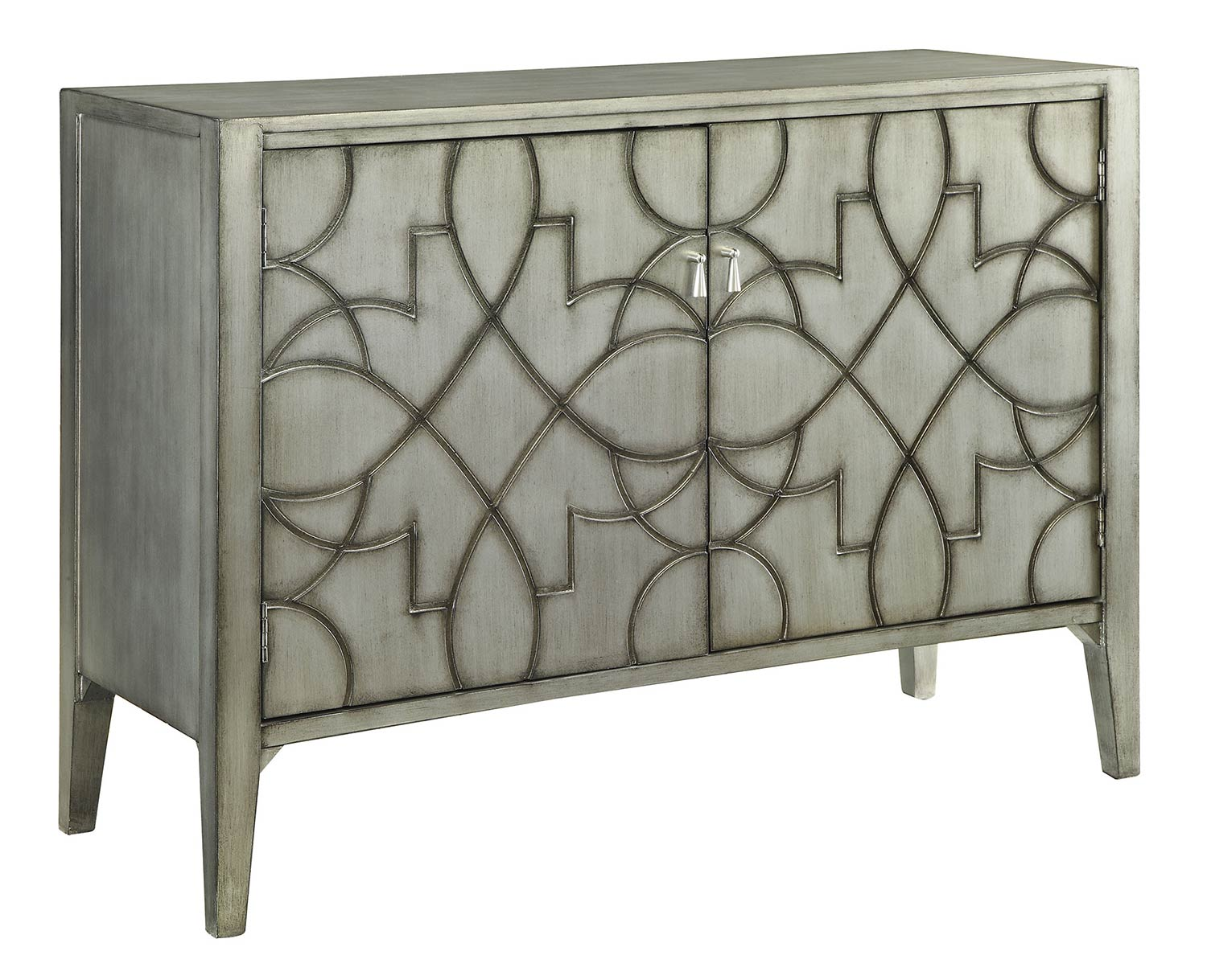 Coaster 950631 Accent Cabinet - Grey