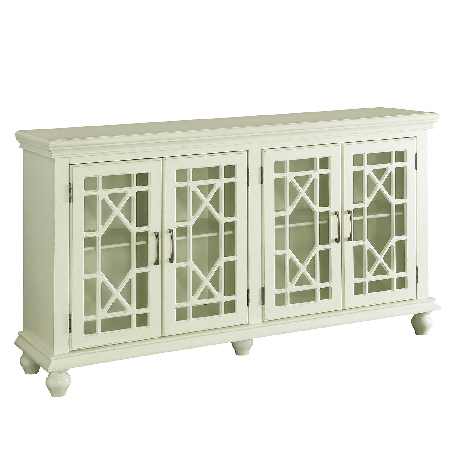 Coaster 950638 Accent Cabinet - Antique White
