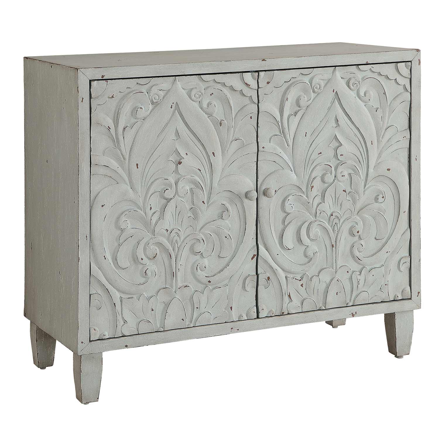Coaster 950710 Accent Cabinet - Grey