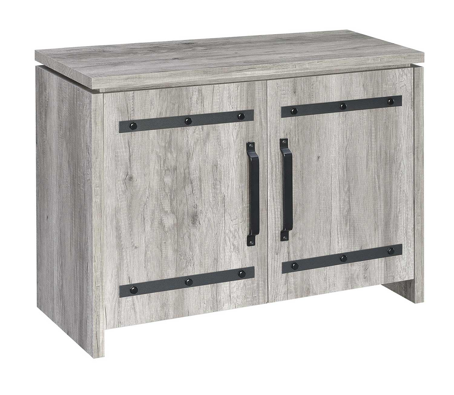 Coaster 950785 Accent Cabinet - Rustic Grey