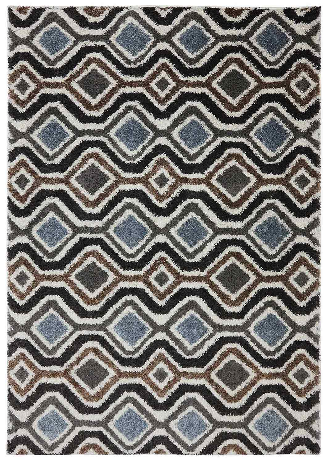 Coaster 970088L Reef Diamonds Rug