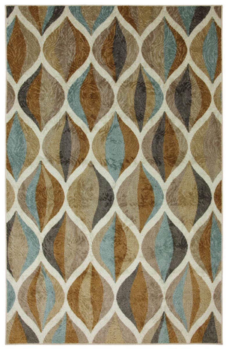 Coaster Ornamental Ogee Rug