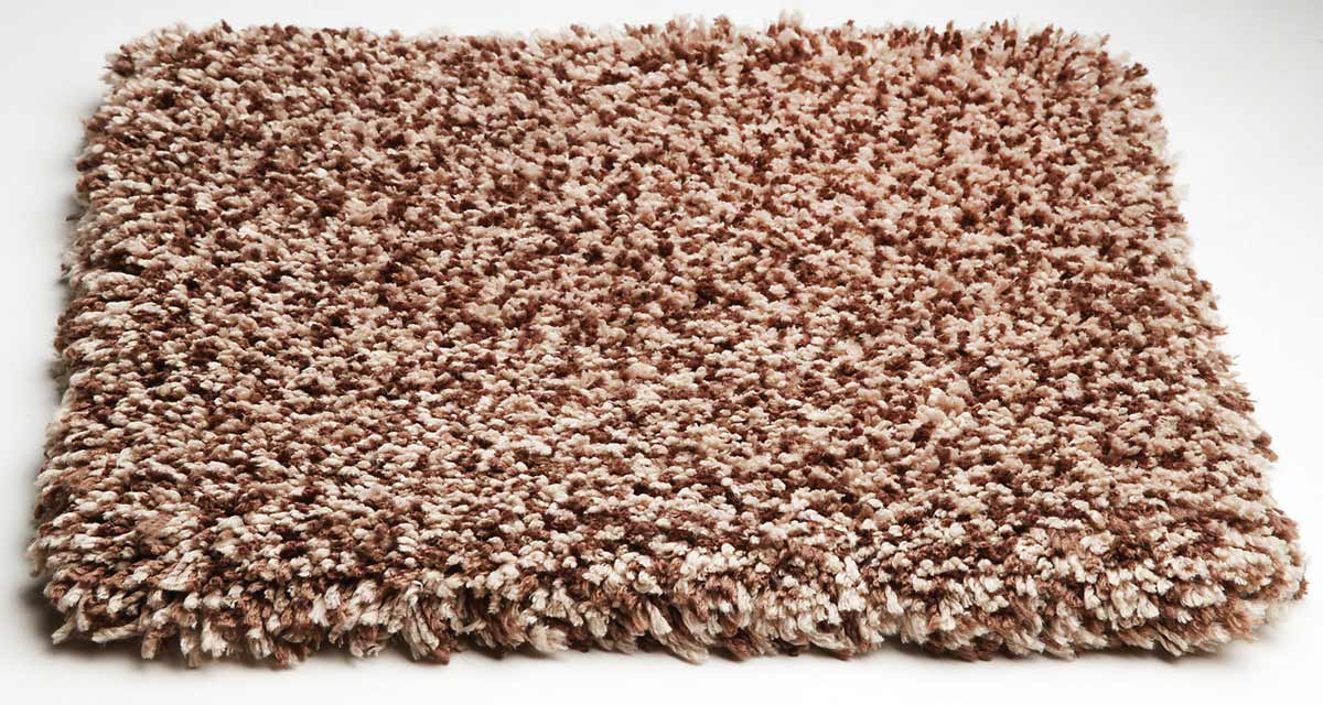 Coaster 970123 Earth Brown Rug (S)