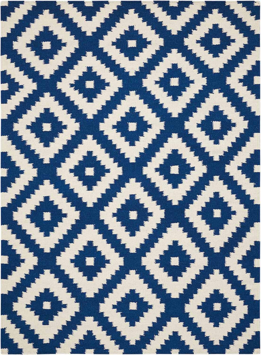 Coaster 970211L Large Rug - Blue