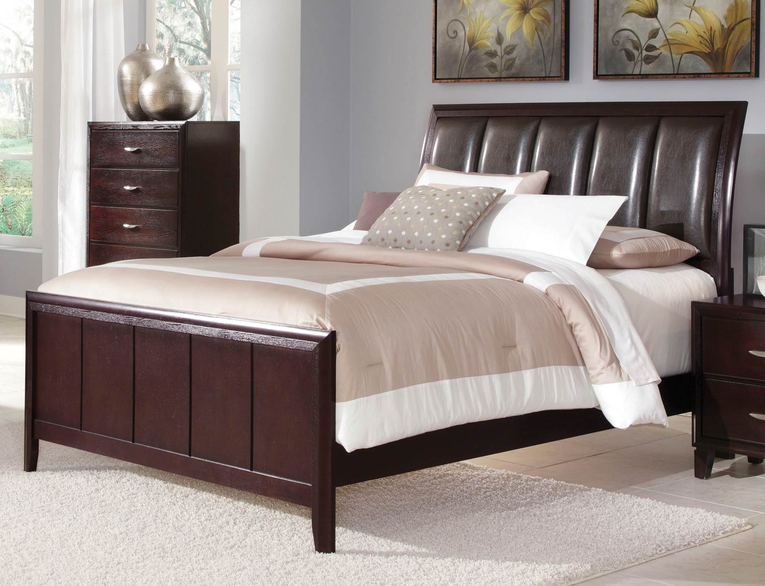 Coaster Coventry Bed - Brown