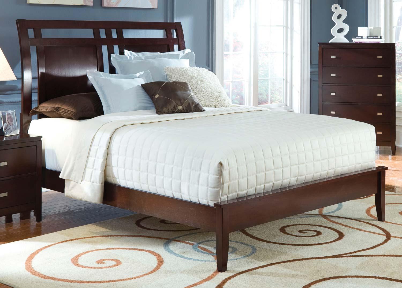 Coaster Calvin Bed - Cappuccino