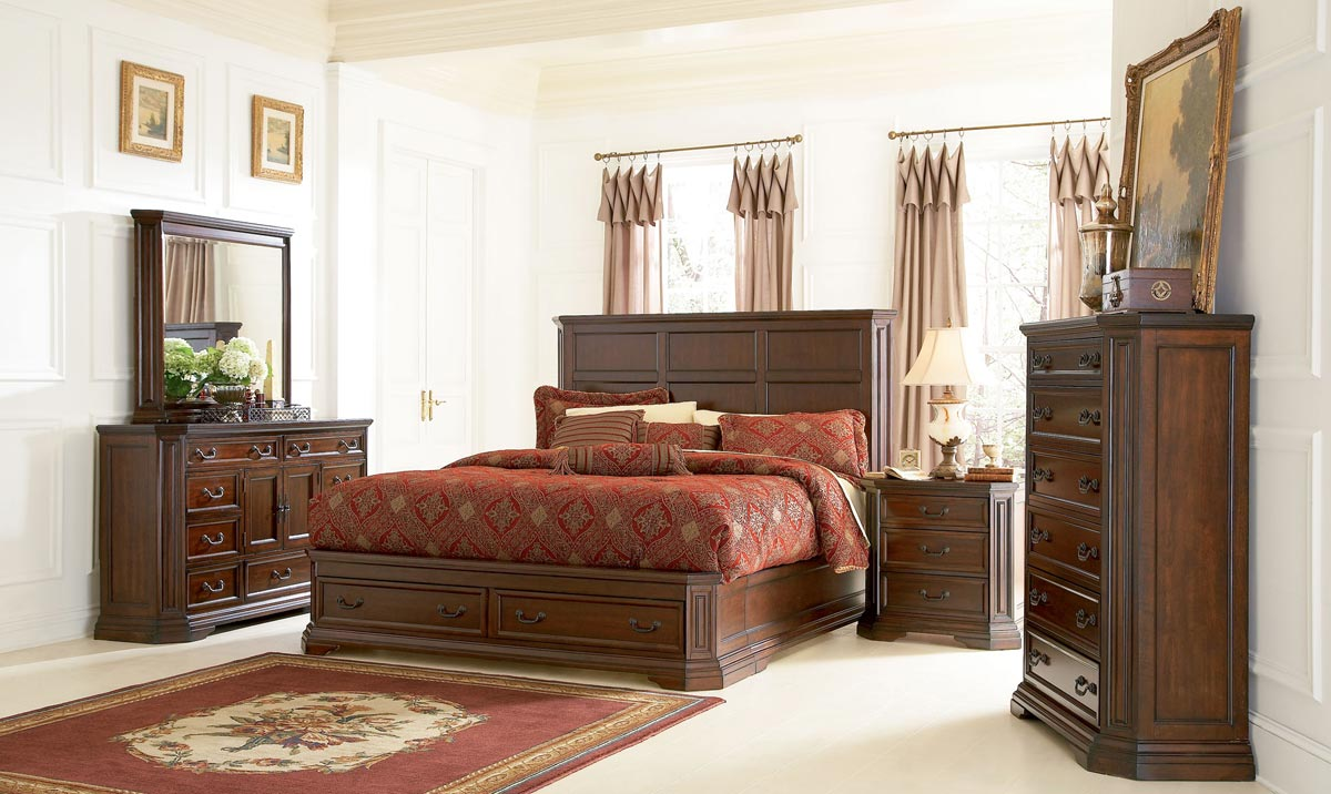 Coaster Foxhill Bedroom Set