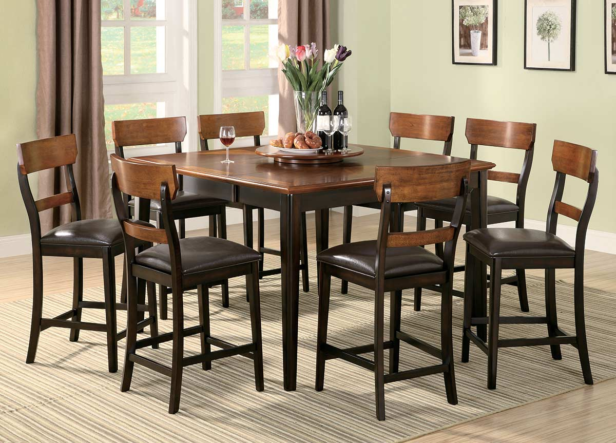 Coaster Franklin Counter Height Dining Set