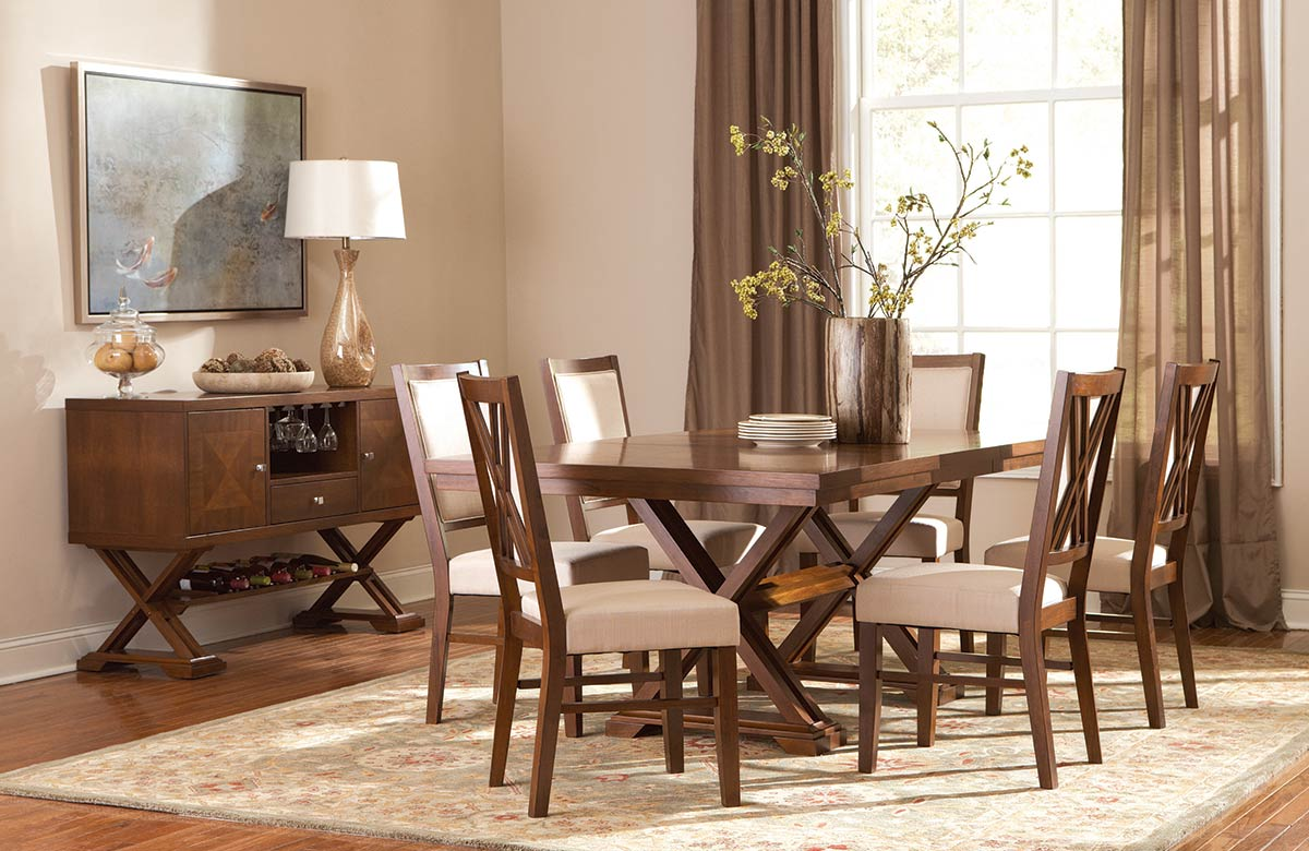 Coaster Garrison Dining Set