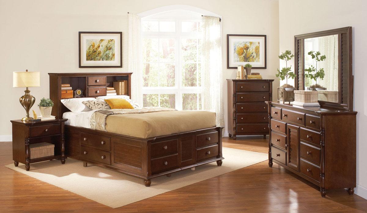Coaster Hampton Storage Bedroom Set