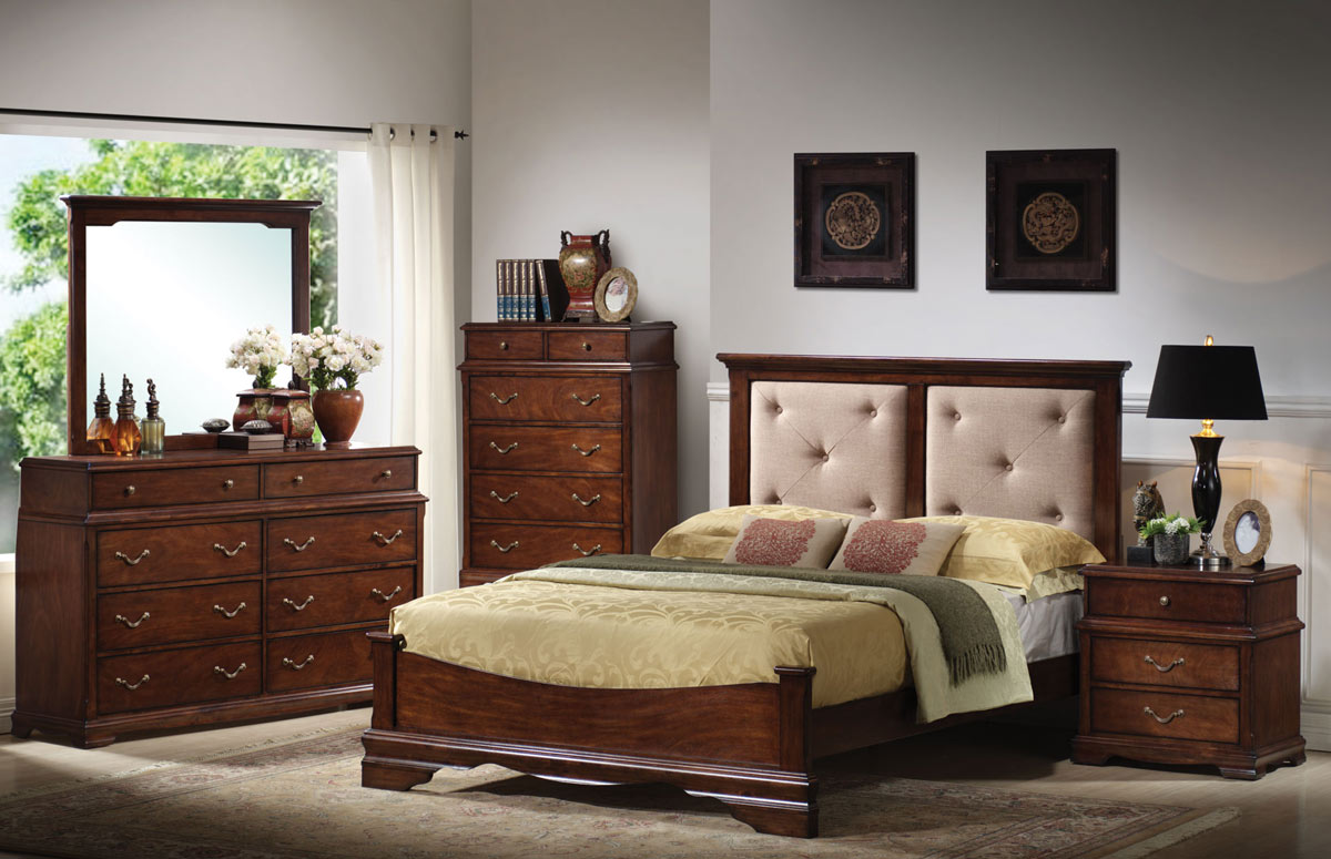 Coaster Harvey Queen Bed