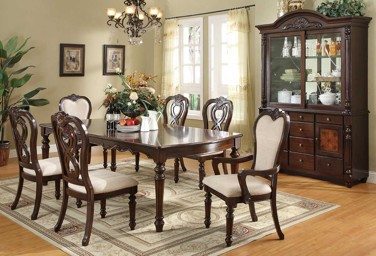 Coaster Linwood Dining Set
