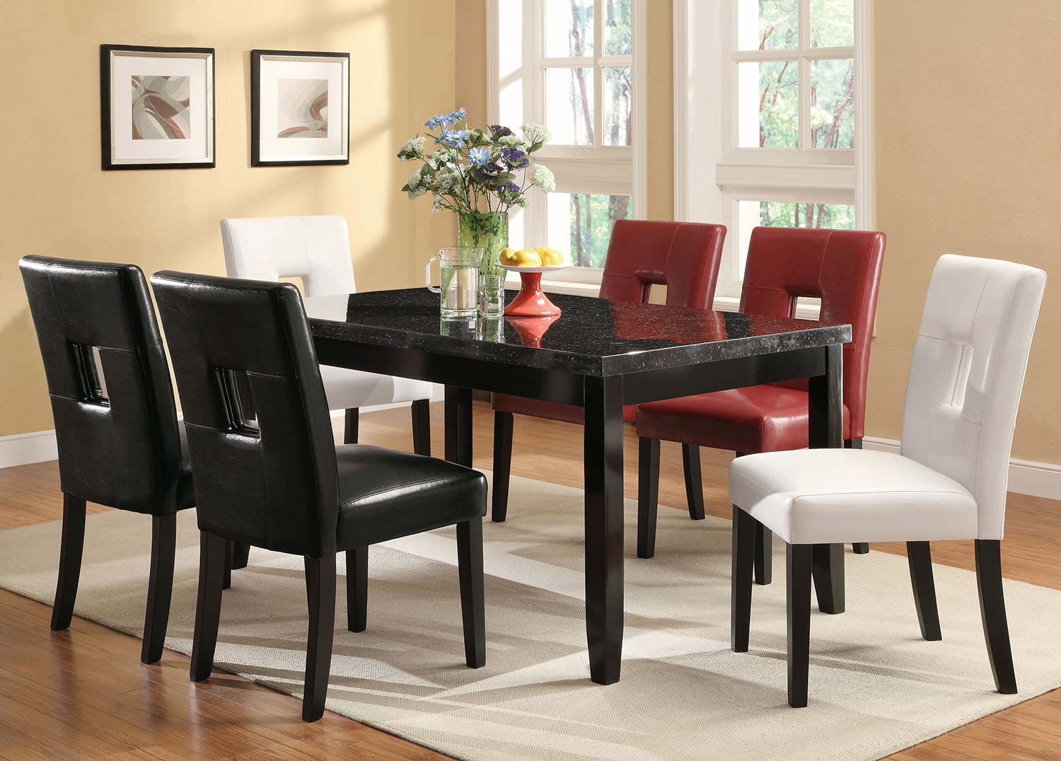 Coaster Newbridge Dining Set
