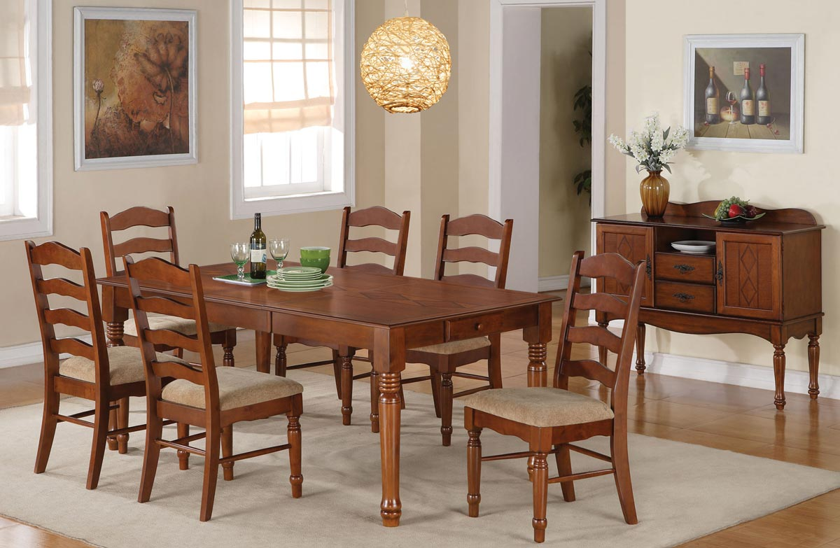 Coaster Oxford Dining Set