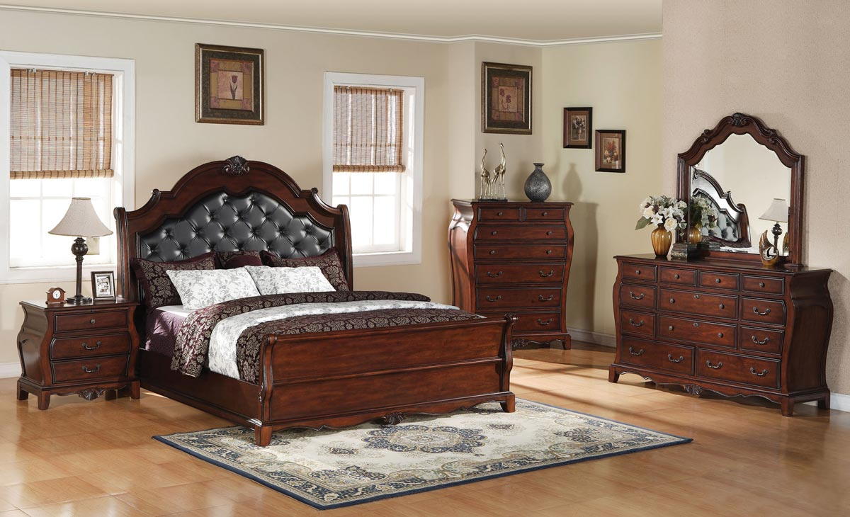 Coaster Priscilla Bedroom Set