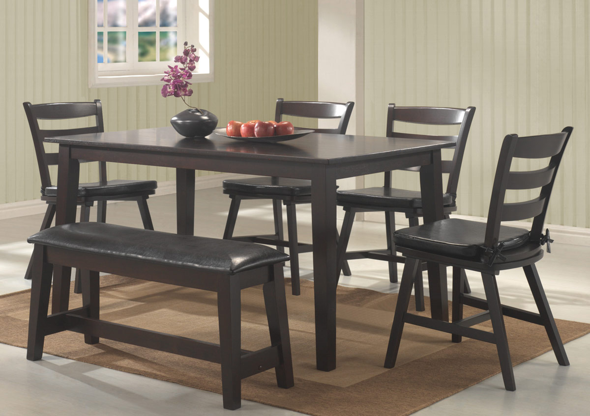 Coaster Seattle Dining Set