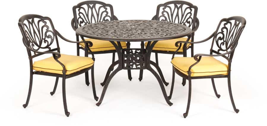 Cheap Caluco Florence Round Dining Collection