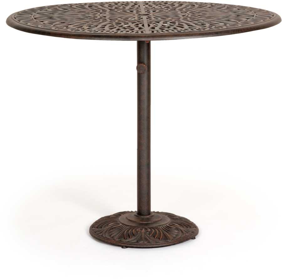 Cheap Caluco Florence Round Bar Table