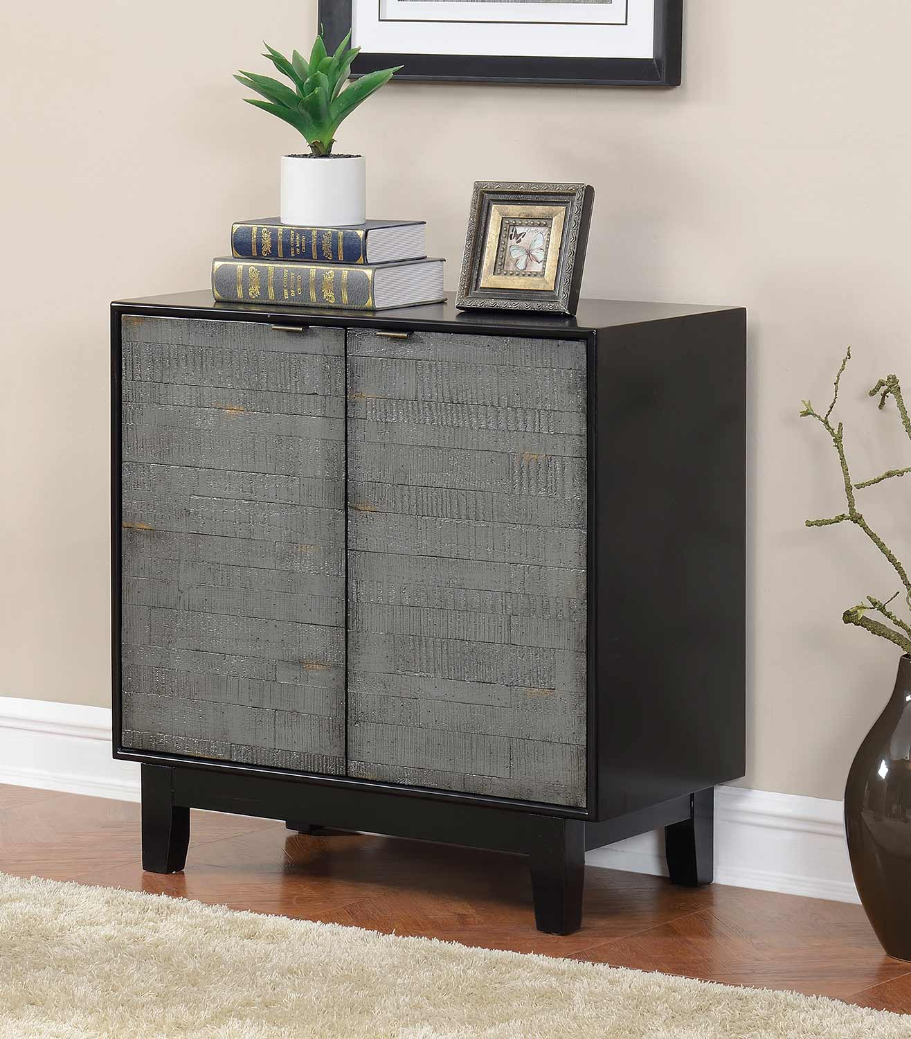 Coast to Coast 78656 Two Door Cabinet