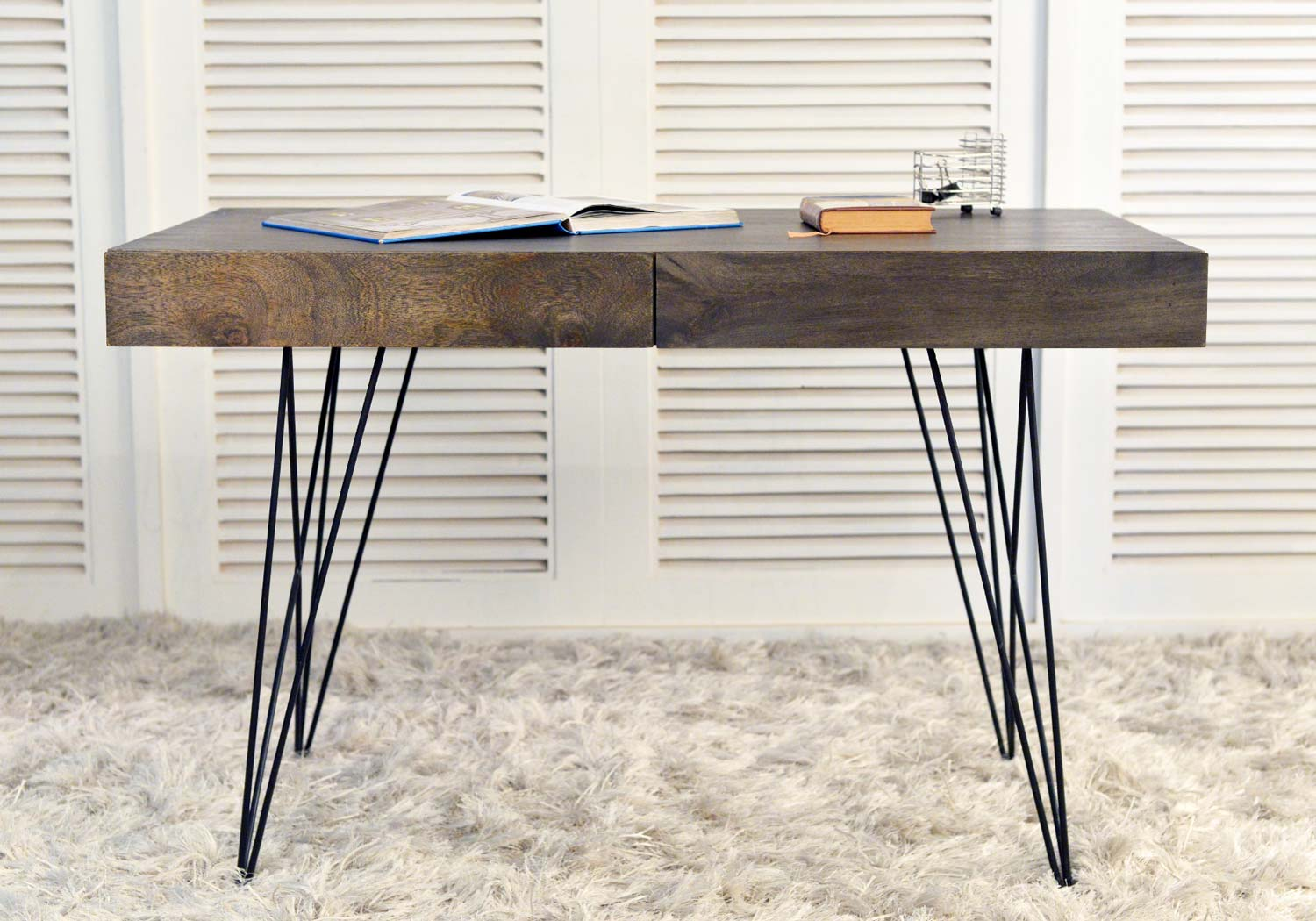 Coast to two drawer writing desk ctc at