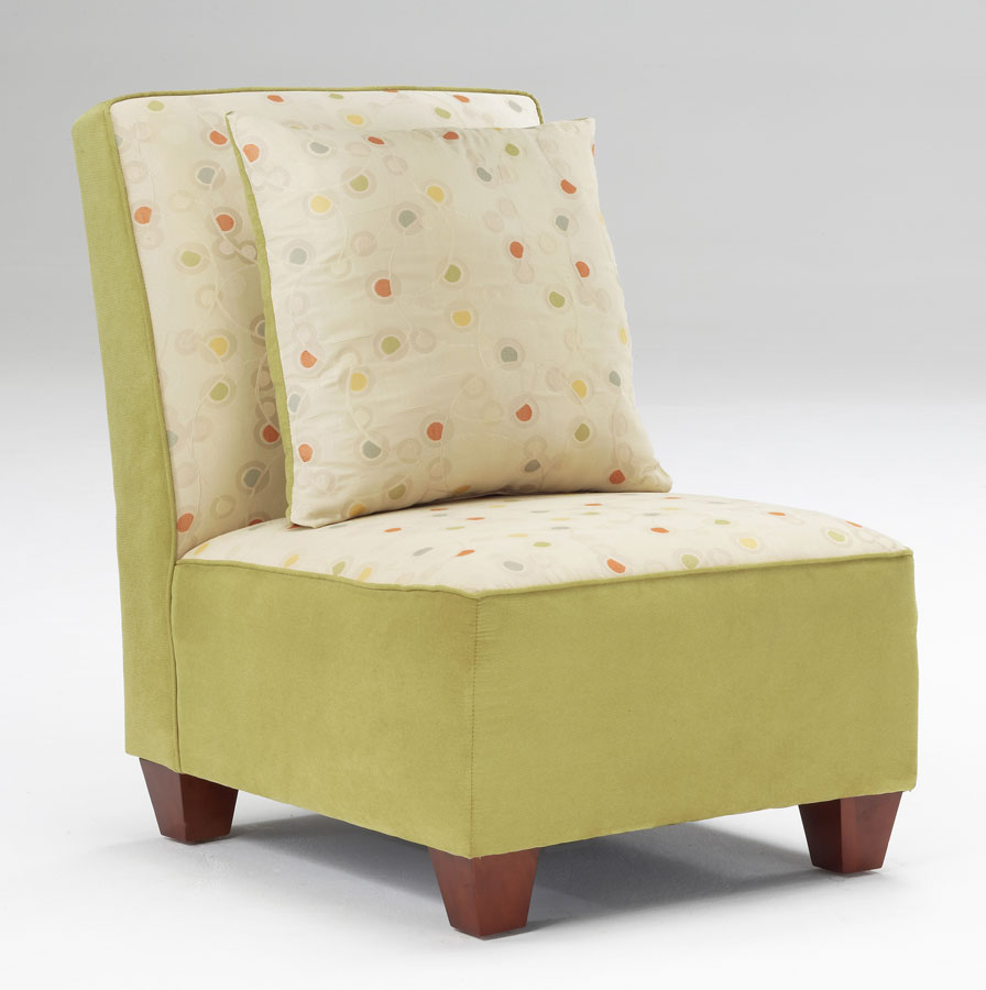 Chelsea 0040 Obi Lime Accent Chair