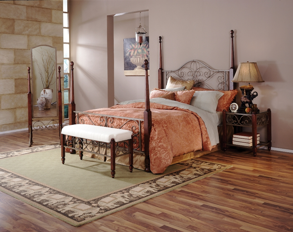 Fashion Bed Group Corbett Bed