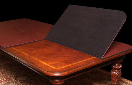 International Table Pads Custom Pad Cover